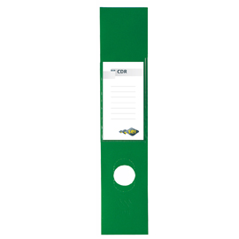 Copridorso CDR - PVC adesivo - verde - 7x34