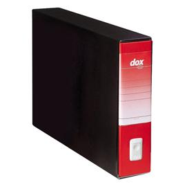 Registratore Dox 10  - dorso 8 cm - 46x31