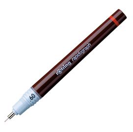 Penna a china Rapidograph - punta 0.60mm - Rotring