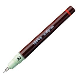 Penna a china Rapidograph - punta 0.80mm - Rotring