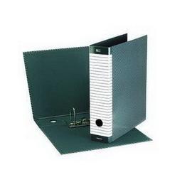 Registratore Delso Line G15 - dorso 8 cm - protocollo 23x33 cm - grigio - Esselte
