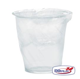 Bicchieri Diamant - 250 ml - trasparente - Dopla - conf. 200 pezzi (imbustatura singola)