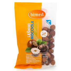 Nocciole - 100 gr - Bimed