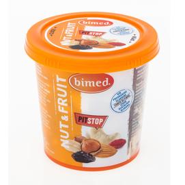 Barattolino Pit Stop Nut  Fruit - 200 gr - Bimed