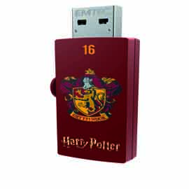 Emtec - USB 2.0 M730 Gryffindor - ECMMD16GM730HP01 - 16GB
