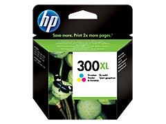 Hp - Cartuccia ink - 300XL - C/M/Y - CC644EE - 420 pag