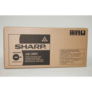 Sharp - Toner - Nero - AR208T - 8.000 pag