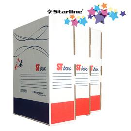 Scatola archivio ST-box - dorso 10 cm - 24