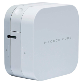 Brother - Etichettatrice - P-Touch CUBE - PTP300