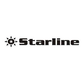 Starline - Toner ricostruito per Ricoh - Nero - 407543 - 2.000 pag